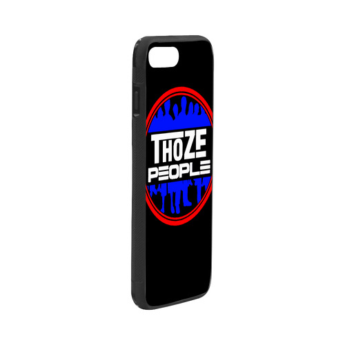 "Thoze People IPhone Patriot Rubber Case for iPhone 8 plus (5.5"")"