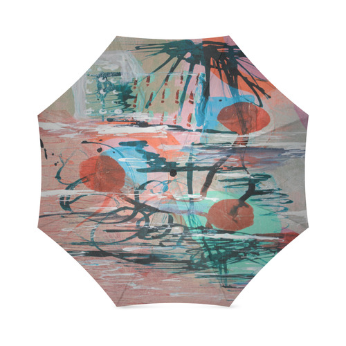 On the Beach Foldable Umbrella (Model U01)