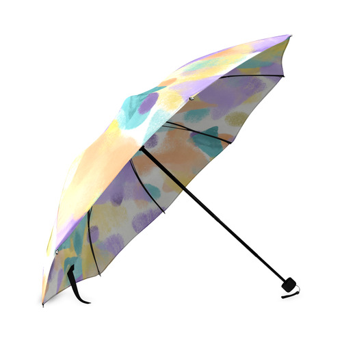 Triangles Galore Foldable Umbrella (Model U01)