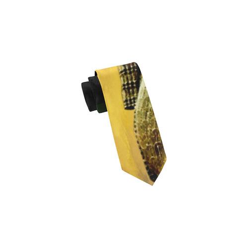 Assyrian Lamassu Tie Classic Necktie (Two Sides)