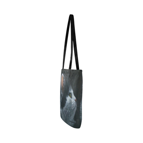 Zinger Reusable Shopping Bag Model 1660 (Two sides)