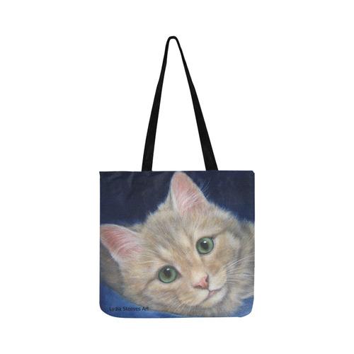 Reggie Reusable Shopping Bag Model 1660 (Two sides)