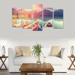 Canvas Print Sets E (No Frame)