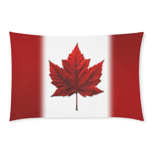 Canada Flag Bedding Sets Original 3-Piece Bedding Set
