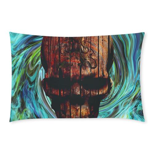 Psychodelic skull 3-Piece Bedding Set