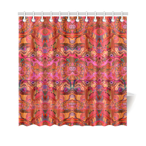Picasso Shower Curtain 69x70