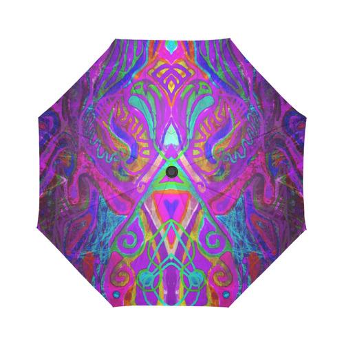haiti 2-4 Auto-Foldable Umbrella (Model U04)