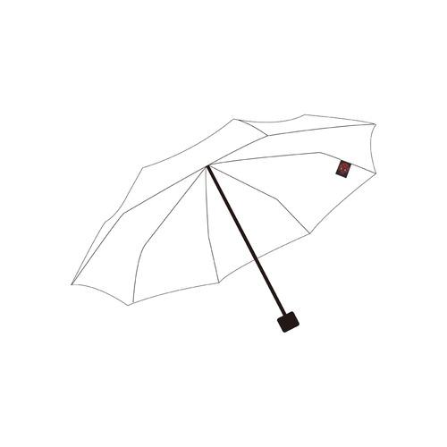 DF Rose Skull Logo Private Brand Tag on Umbrella Ribs (3cm X 4cm)