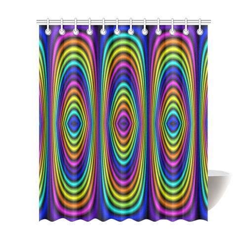 O Rainbow Shower Curtain 72x84