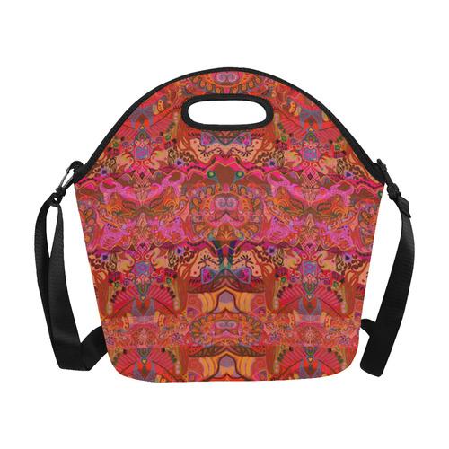 picasso Neoprene Lunch Bag/Large (Model 1669)