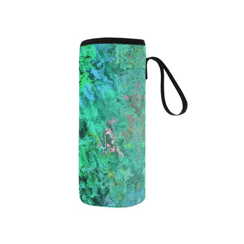 wind 3 Neoprene Water Bottle Pouch/Small
