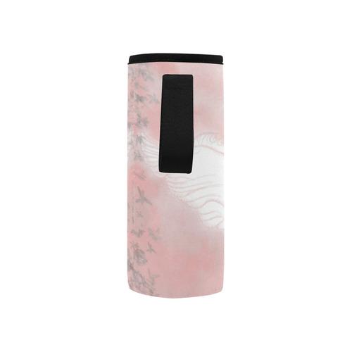 dove 6 Neoprene Water Bottle Pouch/Small
