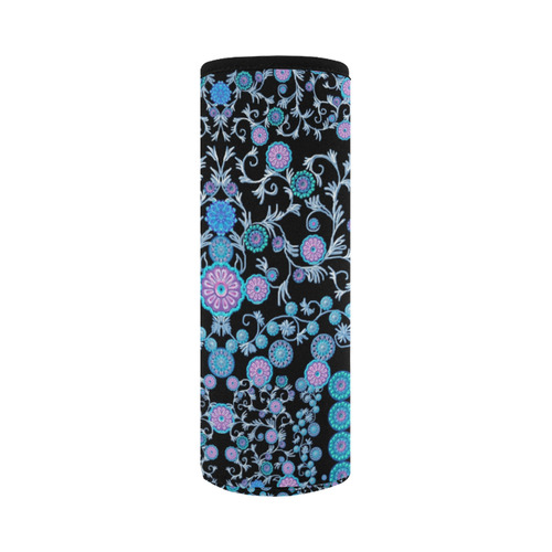 millefiori-4v Neoprene Water Bottle Pouch/Large