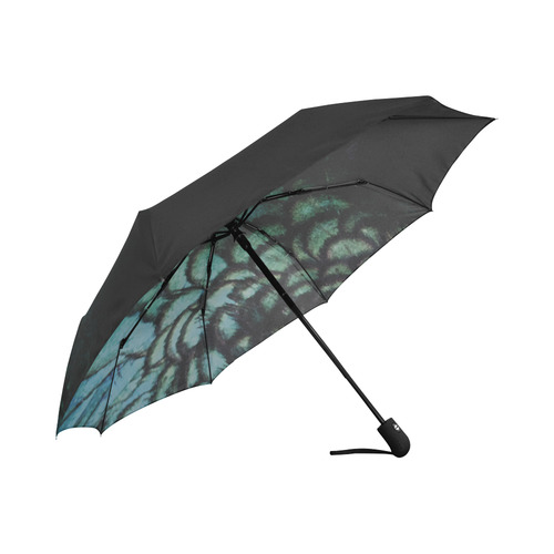 peacock Auto-Foldable Umbrella (Model U04)
