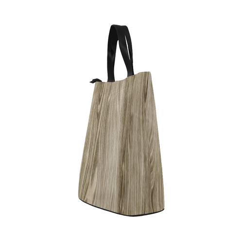 wooden structure 9 Nylon Lunch Tote Bag (Model 1670)