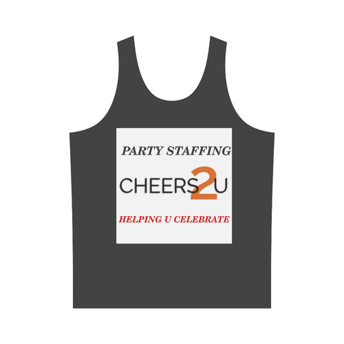 CHEERS2USTAMPSTORE All Over Print Tank Top for Men (Model T43)