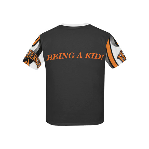 c2uKIDORANGE All Over Print T-shirt for Kid (USA Size) (Model T40)