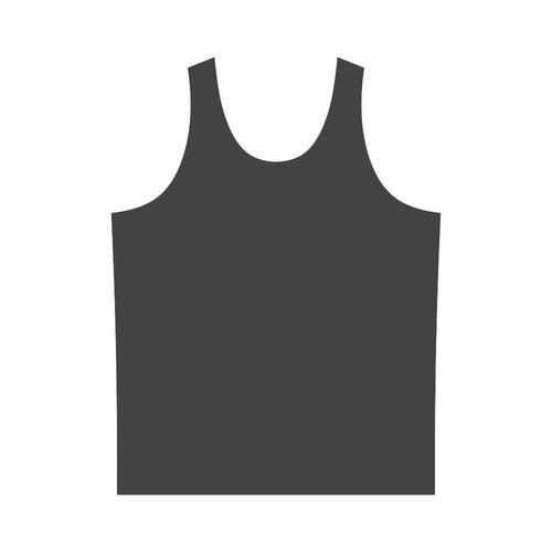 LogoBLKWHTBLUMEN All Over Print Tank Top for Men (Model T43)