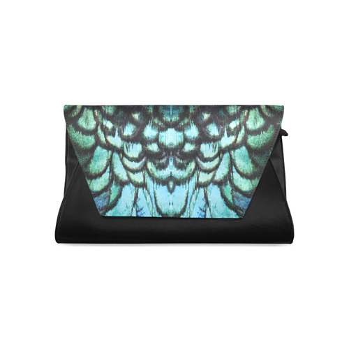 peacock Clutch Bag (Model 1630)