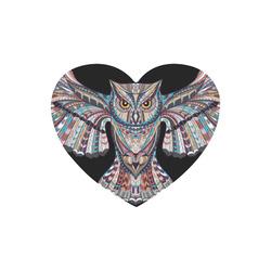 Heart-shaped Mousepad