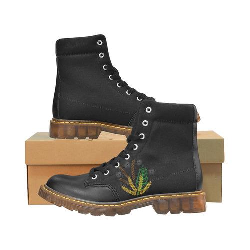 Good Grain Construction Boots Apache