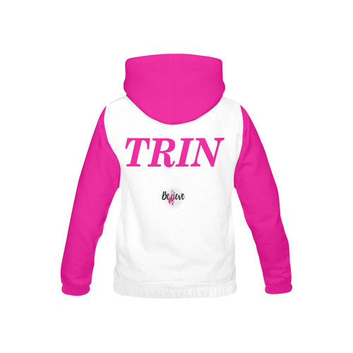 TRIN HOODIE All Over Print Hoodie for Kid (USA Size) (Model H13)