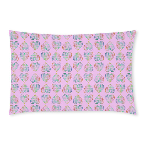 PAW HEARTS PINK 3-Piece Bedding Set