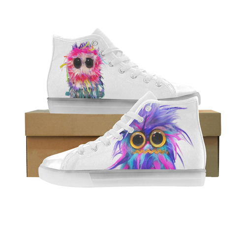 JoJo&Ferris for Kids Custom Light Up Kid's Shoes (Model 045)