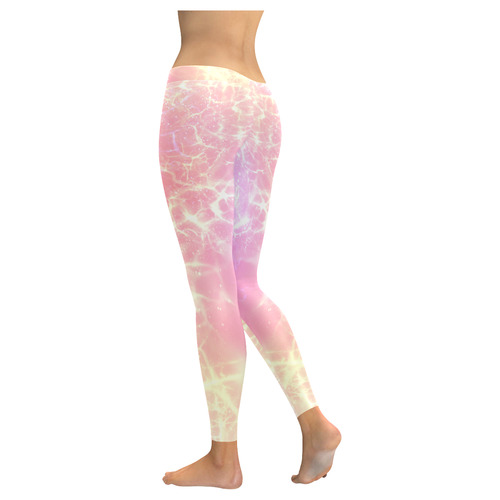 legging Space Light 23 Low Rise Leggings (Invisible Stitch) (Model L05)