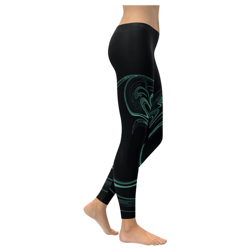 legg Low Rise Leggings (Invisible Stitch) (Model L05)