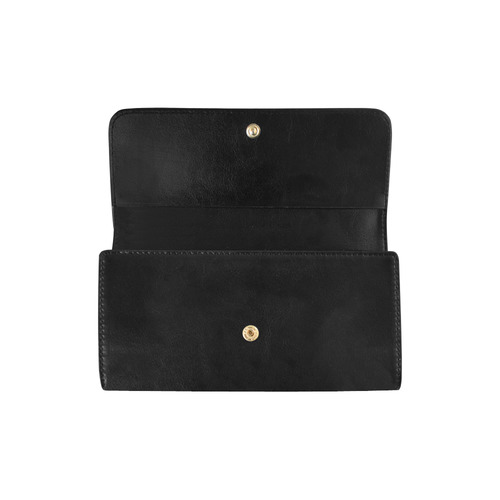 Mud-di Icon Women's Trifold Wallet (Model 1675)