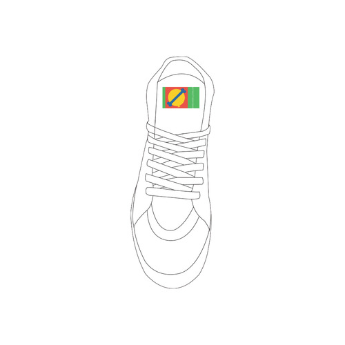 BONESANDBALLOONS.COM Private Brand Tag on Shoes Tongue  (5cm X 3cm)
