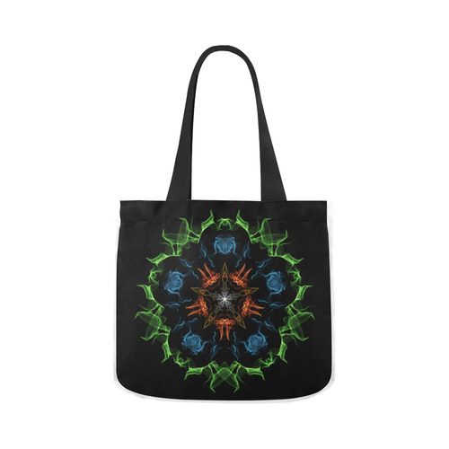 Earth Balance Canvas Tote Bag 02 Model 1603 (Two sides)