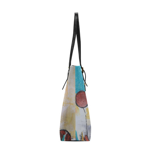 Morning Flowers Euramerican Tote Bag/Small (Model 1655)