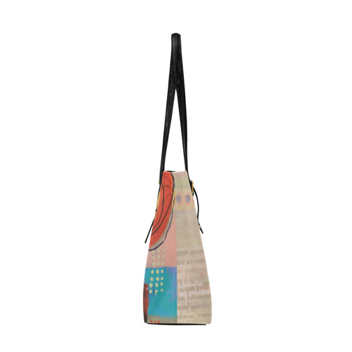 Sunny City Euramerican Tote Bag/Large (Model 1656)