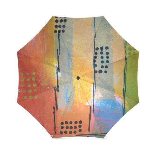 Sunset Park Foldable Umbrella (Model U01)