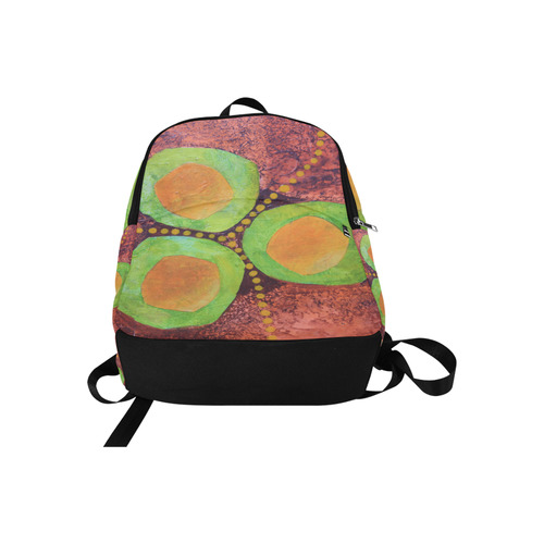 Safe Zones Fabric Backpack for Adult (Model 1659)