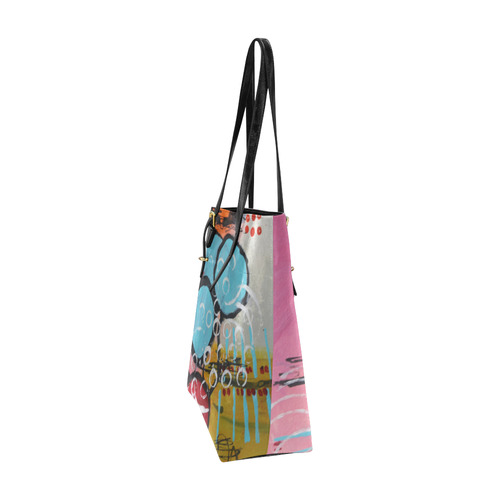 Friends Euramerican Tote Bag/Small (Model 1655)