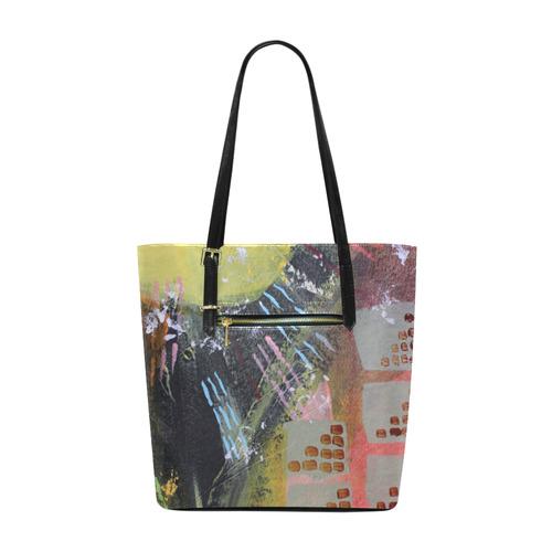 Dark City Euramerican Tote Bag/Small (Model 1655)