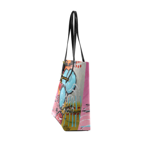 Friends Euramerican Tote Bag/Small (Model 1655)