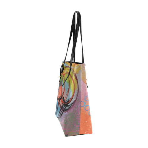 A Sunny Day Euramerican Tote Bag/Small (Model 1655)