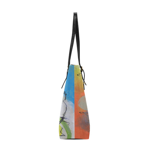 Flying in the Clouds Euramerican Tote Bag/Small (Model 1655)