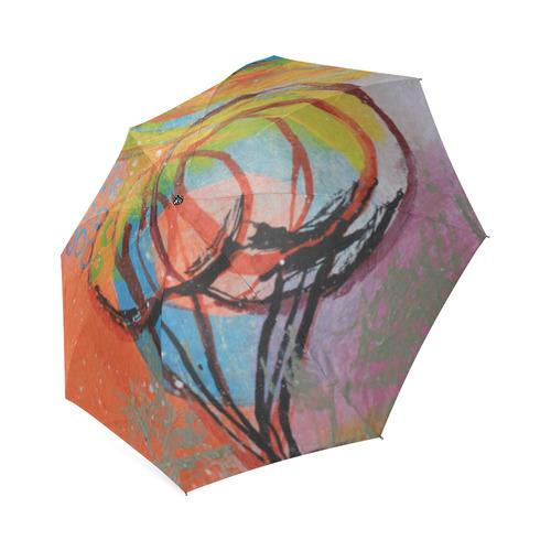 A Sunny Day Foldable Umbrella (Model U01)