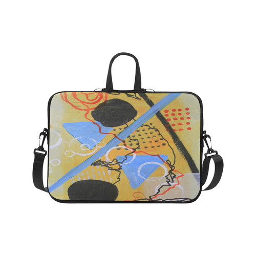 Just Above the Line Laptop Handbags 17""