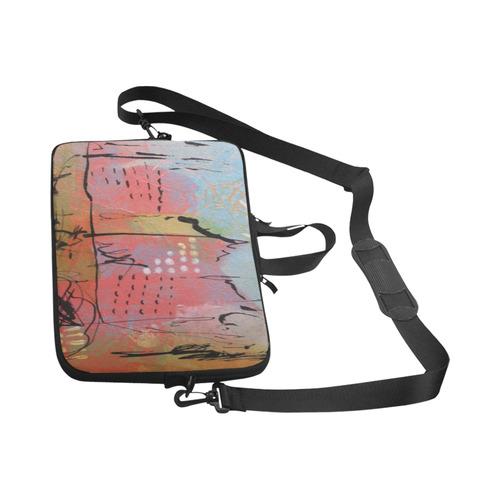 "Pink City Laptop Handbags 17"""
