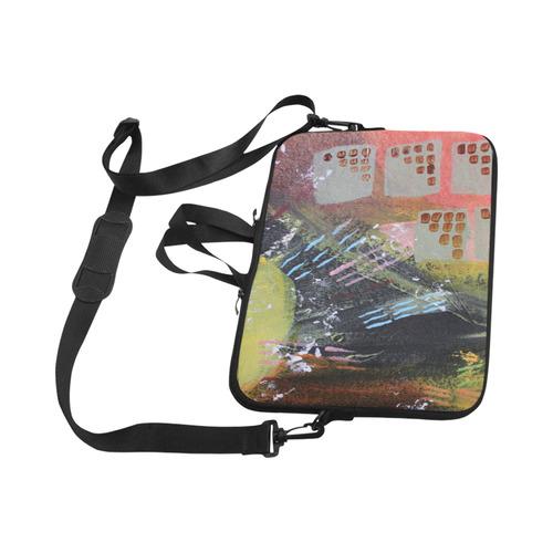 "Dark City Laptop Handbags 17"""
