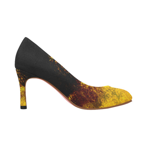 fireworks Women's High Heels (Model 048)