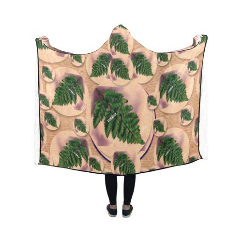 Made In Taiwan pop art Hooded Blanket 50''x40''