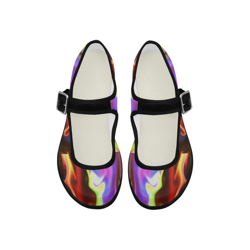 Wild Child (49) Mila Satin Women's Mary Jane Shoes (Model 4808)