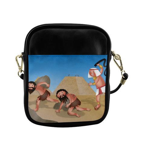 Jewish Slaves In Egypt Sling Bag Model 1627 Id D2153710